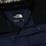 Мужская куртка аляска The North Face MC Murdo 2 Urban Navy/TNF Black фото- 1