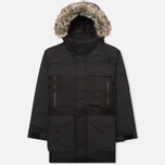 Мужская куртка аляска The North Face Mcmurdo 2 Black фото- 0