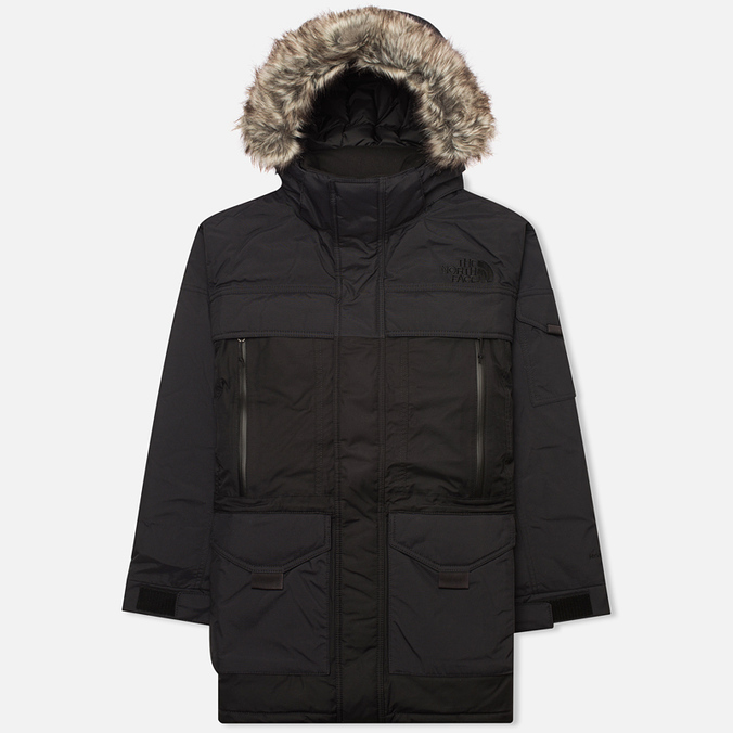 Мужская куртка аляска The North Face Mcmurdo 2 Black