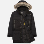 Мужская куртка аляска The North Face Mcmurdo 2 Black фото- 1
