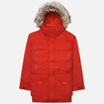Мужская куртка аляска The North Face Mcmurdo 2 Red фото- 0