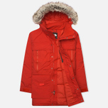 Мужская куртка аляска The North Face Mcmurdo 2 Red фото- 1