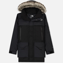 Мужская куртка аляска The North Face MC Murdo 2 TNF Black/High Rise Grey