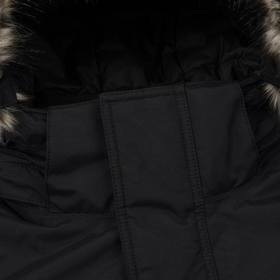 Мужская куртка аляска The North Face MC Murdo 2 TNF Black/High Rise Grey