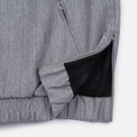Мужская куртка анорак adidas Originals 1/2 Zip Wind Black Melange фото- 3