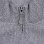 Мужская куртка анорак adidas Originals 1/2 Zip Wind Black Melange фото- 4