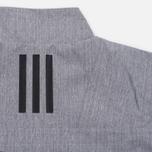 Мужская куртка анорак adidas Originals 1/2 Zip Wind Black Melange фото- 5