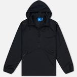Мужская куртка анорак adidas Originals EQT Vintage Black фото- 0