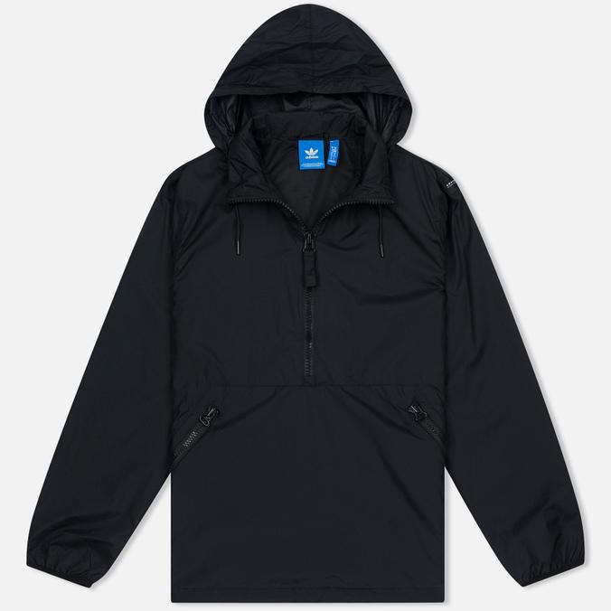 Мужская куртка анорак adidas Originals EQT Vintage Black