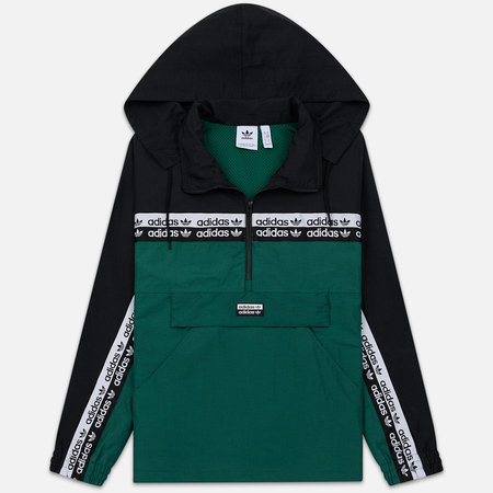 Мужская куртка анорак adidas Originals Reveal Your Vocal Collegiate Green