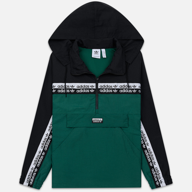 Мужская куртка анорак adidas Originals Reveal Your Vocal Collegiate Green