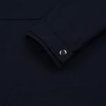 Мужская куртка анорак Armor-Lux Heritage Water Repellent Smock Dark Navy фото- 3
