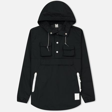 Мужская куртка анорак ASICS Premium Black/White