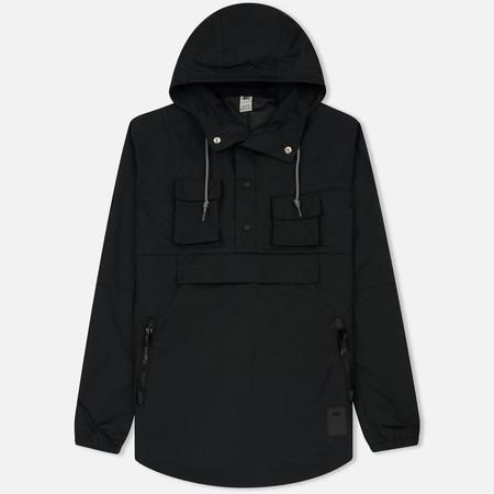 Мужская куртка анорак ASICS Premium Black/Black