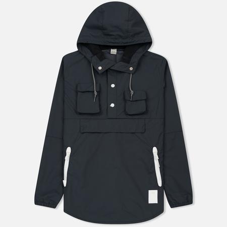 Мужская куртка анорак ASICS Premium Navy/White