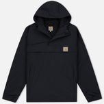 Мужская куртка анорак Carhartt WIP Nimbus 5 Oz Black фото- 0