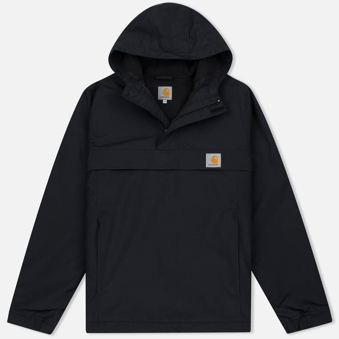 Мужская куртка анорак Carhartt WIP Nimbus 5 Oz Black