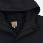 Мужская куртка анорак Carhartt WIP Nimbus 5 Oz Black фото- 1