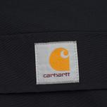 Мужская куртка анорак Carhartt WIP Nimbus 5 Oz Black фото- 2