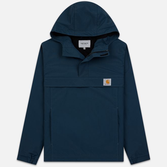Мужская куртка анорак Carhartt WIP Nimbus Duck Blue