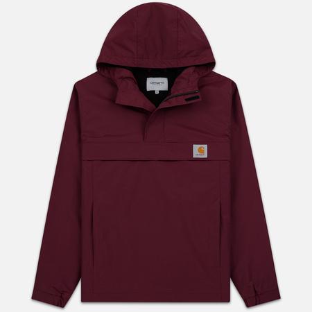 Мужская куртка анорак Carhartt WIP Nimbus Merlot