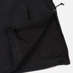 Мужская куртка анорак Carhartt WIP Nimbus Nylon Supplex 5.0 Oz Black фото- 5