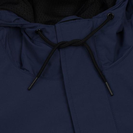 Мужская куртка анорак Carhartt WIP Nimbus Nylon Supplex 5.0 Oz Blue