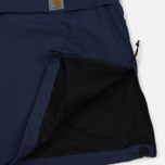 Мужская куртка анорак Carhartt WIP Nimbus Nylon Supplex 5.0 Oz Blue фото- 6