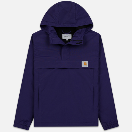 Мужская куртка анорак Carhartt WIP Nimbus Royal Violet