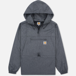 Мужская куртка анорак Carhartt WIP Spinner Black фото- 0