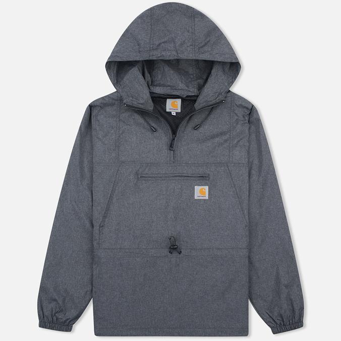Мужская куртка анорак Carhartt WIP Spinner Black