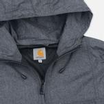 Мужская куртка анорак Carhartt WIP Spinner Black фото- 1