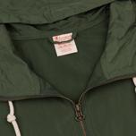 Мужская куртка анорак Champion Reverse Weave Hooded Military Green фото- 1