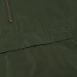 Мужская куртка анорак Champion Reverse Weave Hooded Military Green фото- 4