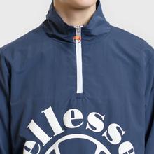 Мужская куртка анорак Ellesse Junio Overhead Navy фото- 2