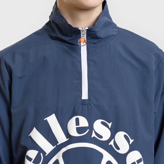 Мужская куртка анорак Ellesse Junio Overhead Navy