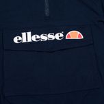 Мужская куртка анорак Ellesse Mont 1/4 Zip Dress Blues фото- 2