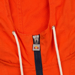 Мужская куртка анорак Ellesse Mont 1/4 Zip Red Orange фото- 6