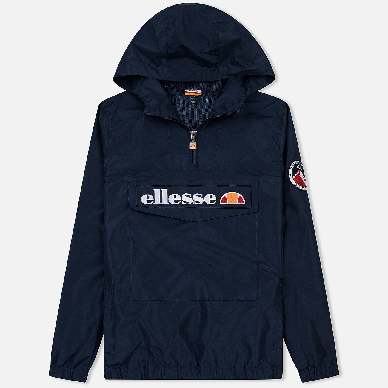 Мужская куртка анорак Ellesse Mont 2 OH Navy