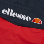 Мужская куртка анорак Ellesse Mont Brava Dress Blues/True Red фото- 3