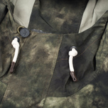 Мужская куртка анорак GJO.E 1 10A1CM Camo Green фото- 2
