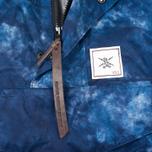 Мужская куртка анорак Grunge John Orchestra. Explosion 1 10A1CM Camo Indigo фото- 3