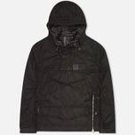 Мужская куртка анорак Grunge John Orchestra. Explosion 9A4 Black фото- 0