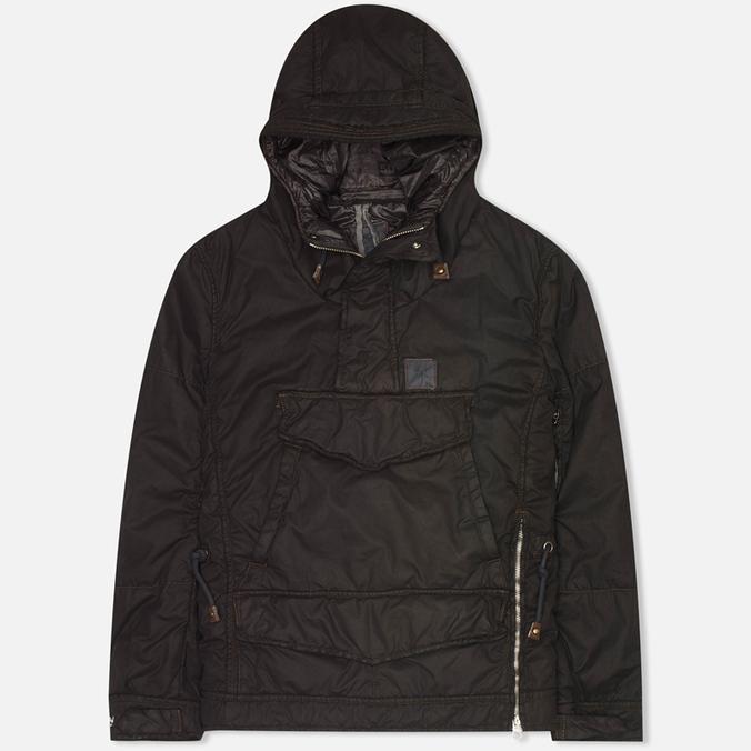 Мужская куртка анорак Grunge John Orchestra. Explosion 9A4 Black