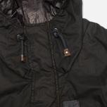 Мужская куртка анорак Grunge John Orchestra. Explosion 9A4 Black фото- 1