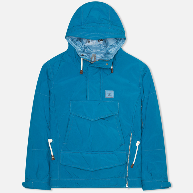 Grunge John Orchestra. Explosion 9A4 Men's Anorak Blue