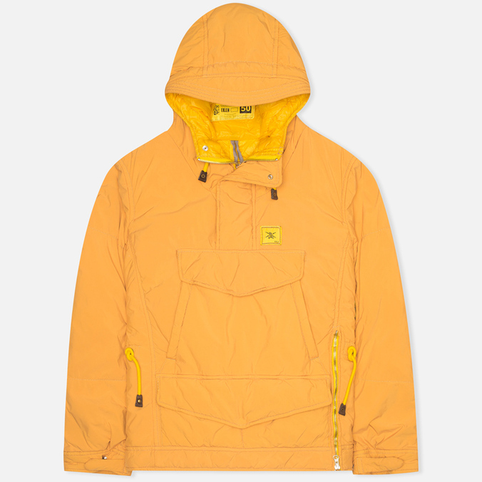 Grunge John Orchestra. Explosion 9A4 Men's Anorak Yellow