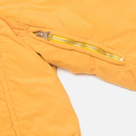 Мужская куртка анорак Grunge John Orchestra. Explosion 9A4 Yellow фото- 8