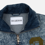 Мужская куртка анорак Han Kjobenhavn Half Zip Track Top Acid Wash фото- 1