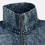 Han Kjobenhavn Half Zip Track Top Men's jacket anorak Acid Wash photo- 4